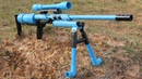 Building Alcohol Gun Sniper More Powerful Using Marble - Building Technology