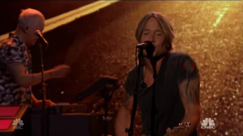 Keith Urban - Coming Home (The Tonight Show Starring Jimmy Fallon - 2018-06-26)
