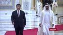مراسم استقبال الرئيس الصيني في قصر الرئاس 15