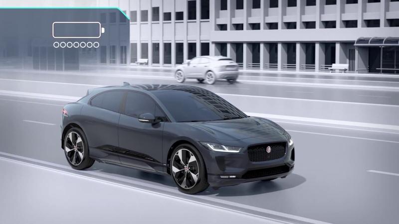Jaguar I-PACE | Безопасность