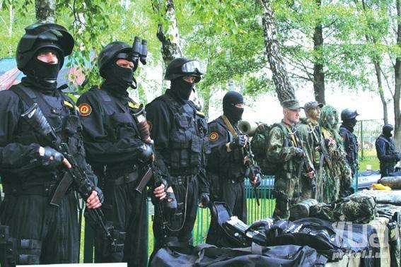 Русский спецназ (2 2) - смотреть онлайн
