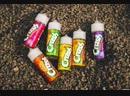 Crash e-liquid - ЯРКО ЭКЗОТИЧНО БЮДЖЕТНО