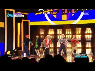 180922 HOT NCT DREAM - We Go Up @ Show Music core