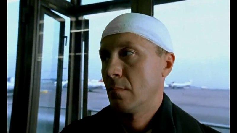 Отрывок из сериала Бригада Володька голова замотана кровь на рукаве 10 Серия HD 1080