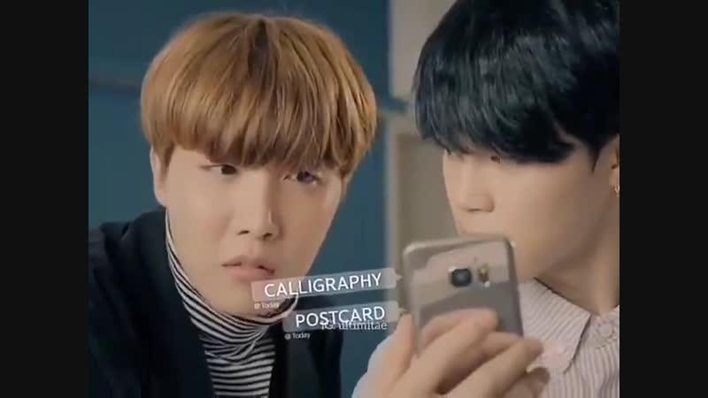 BTS говорят по-английски