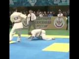 Нокаут Маваше гери дзёдан в Кёкусинкай карате. Подготовка бойца. https://vk.com/oyama_mas