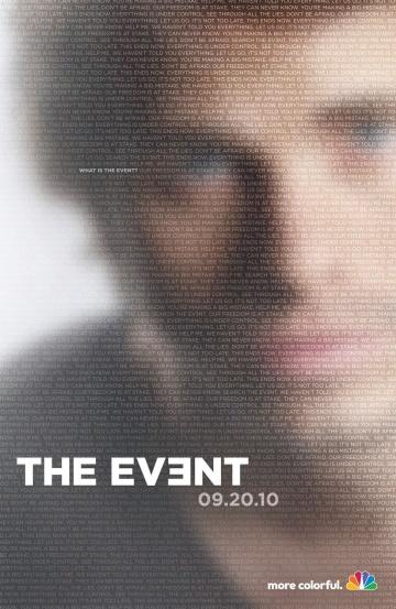 Событие (сериал 2010 – 2011) The Event смотреть онлайн