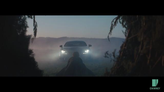 Lexus Maze Chimney VFX Breakdown