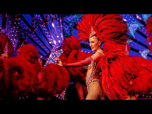 Paris - Moulin Rouge show and dinner