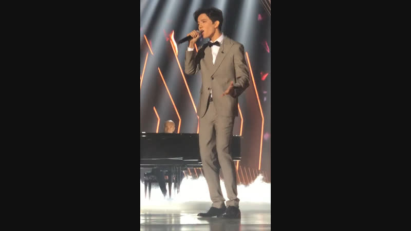 Dimash- 《The Love Of Tired Swan》 песня года 2018 Song of the Year 2018