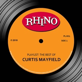 Curtis Mayfield альбом Playlist: The Best Of Curtis Mayfield