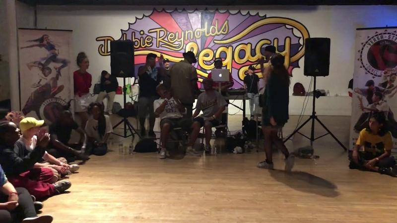 Cristina Benedetti Judge Showcase | LTMMY Vol. 9 2018 | Danceproject.info