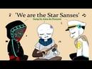 Pallete, Blueprint and Gradient sing 'Star Sanses'