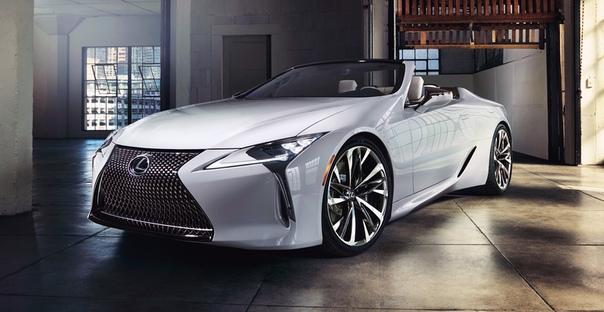 Кабриолет Lexus LC прощупает почву для серийной модели Фото: компания LexusНа выпуск машин без крыши у компании Lexus в последние годы не хватает смелости, хотя попытки предпринимались