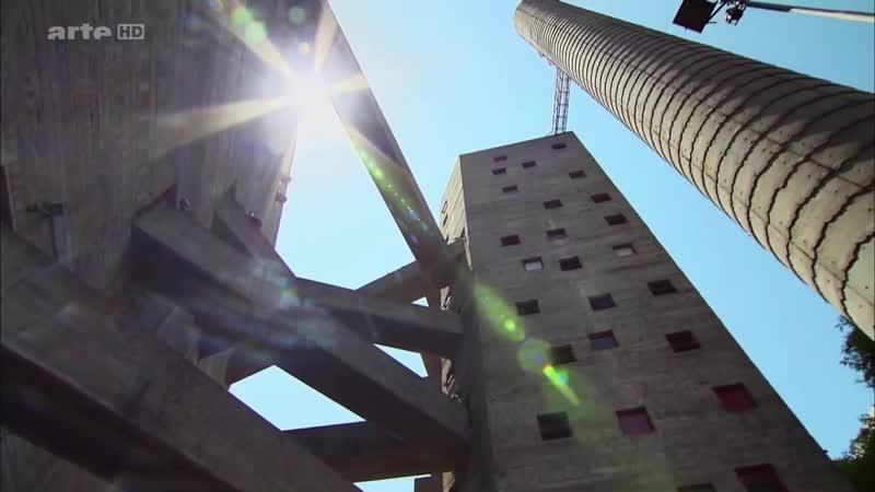 Architectures La Citadelle du Loisir Le centre social Pompeia à Sao Paulo