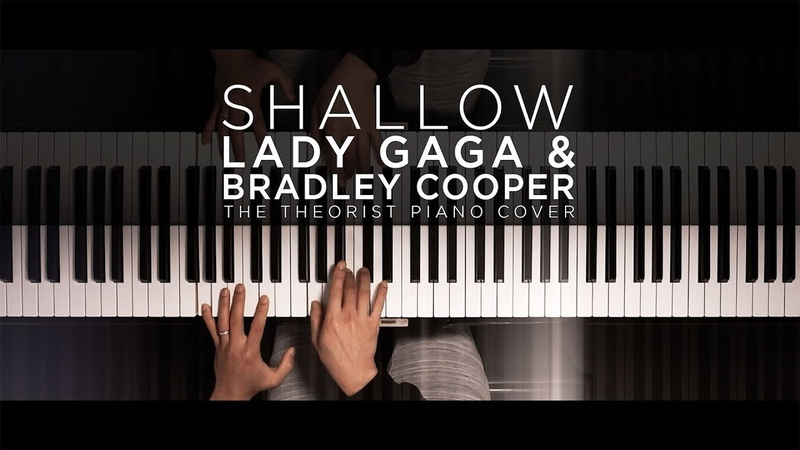 Lady Gaga Bradley Cooper - Shallow | The Theorist Piano Cover