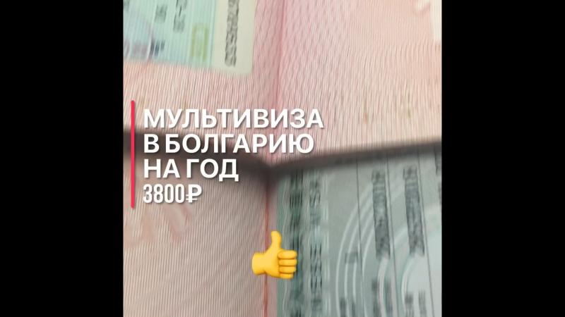 Оформляем визувболгарию для всех регионов России и СНГ. Сроки оформления от 1 дня. виза в Болгарию 3500 р www.visabg.online