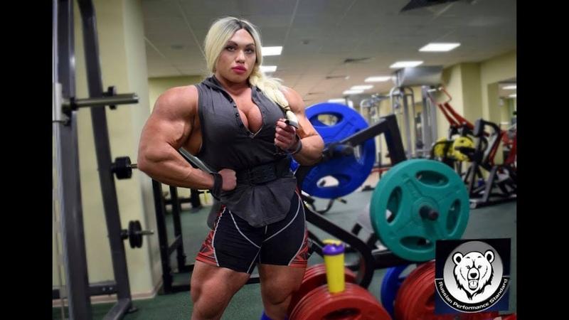 Крутые руки женщины-базуки | Брутальные тренировки Натальи Кузнецовой
