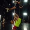 "Emily Moskalenko on Instagram ""Шоу закончилось и так мы прощаемся. @vertical.show sportgirl poledanceinfo polesport danser poleart polekids ..."