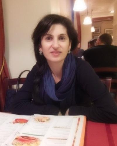 Нелли Григорян, 20 сентября , Москва, id19699613