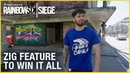 Rainbow Six Siege: Zig Feature | To Win it All Documentary