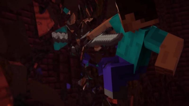 Незнаю вы этого ждали, или нет но скоро выйдит 3 сезон Animation Life 3_ TRAILER (Minecraft Animation)