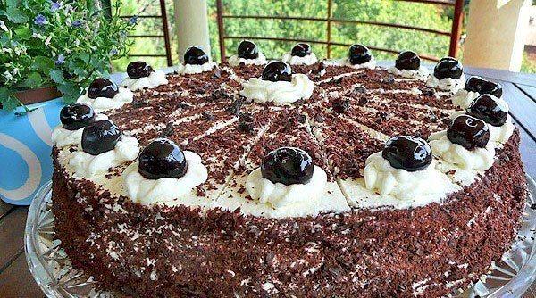 Топ-5 вкусных рецептов домашних тортиков