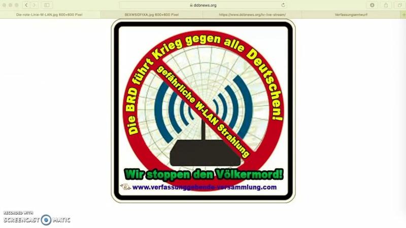 Berlin 21 WLAN-Netze in der Wohnung ! Ein Video aus dem siedendem Wasser im Kochtopf !