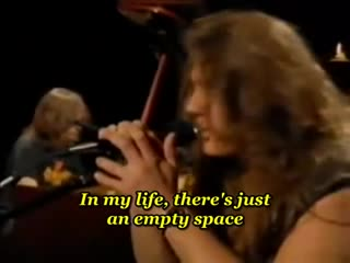 Steelheart - She's gone (with lyrics)