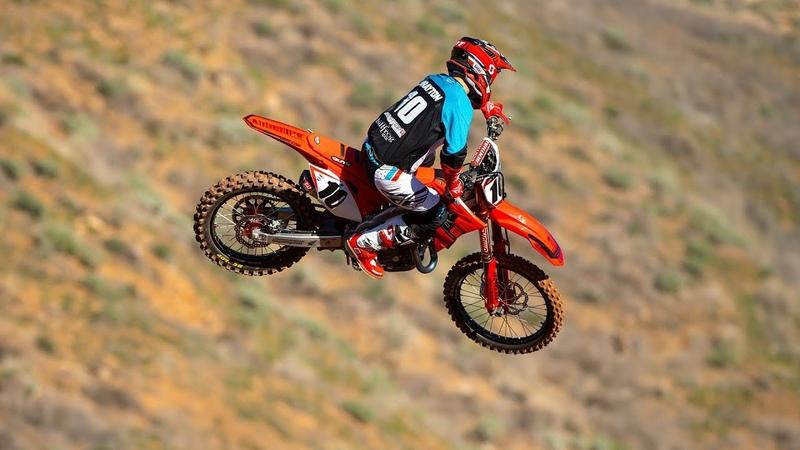 Racer X Films: 2019 Supercross Prep with Justin Brayton, RJ Hampshire, and Cameron McAdoo