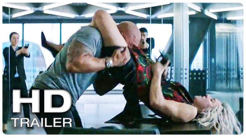 FAST AND FURIOUS 9 Hobbs And Shaw Trailer 4 Official NEW 2019 The Rock Action Movie HD
