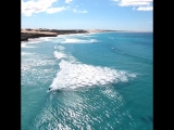 Surfs up in the Eyre Peninsula, South Australia