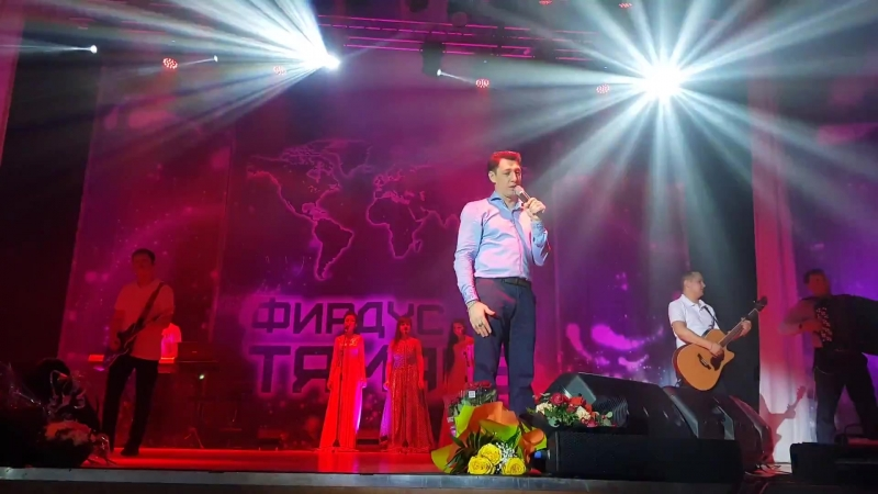 Фирдус Тямаев - Ташлап китмә әнием