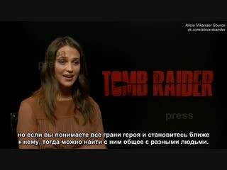 Субтитры: Интервью для портала «Europa Press TV» / 28.02.2018