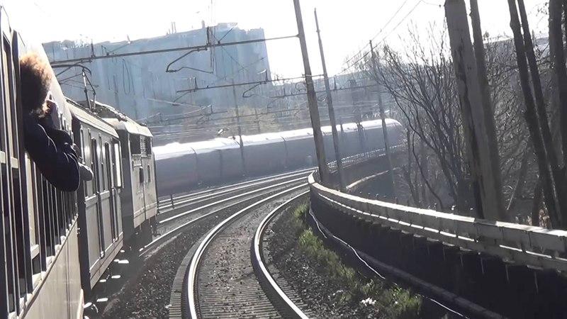 2016-03-19 Porte Aperte La Spezia Migliarina - Viaggio Milano - Pavia
