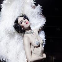 Логотип Anja Pavlova - Russian burlesque diva