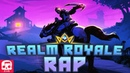 REALM ROYALE RAP by JT Music Rockit Gaming - Embers Burning