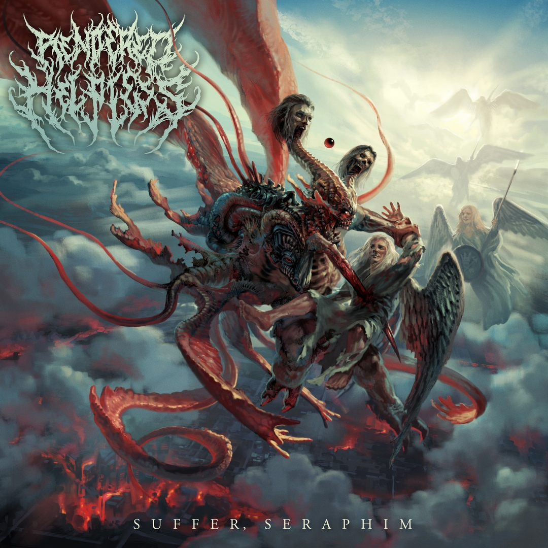 Rendered Helpless - Suffer, Seraphim (2019)