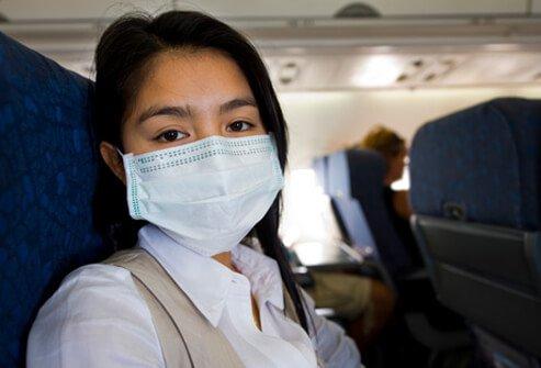 Вирус Эбола передается по воздуху