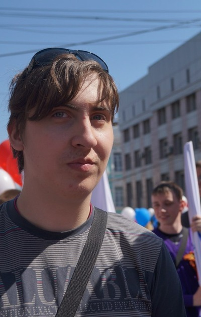 Алексей Казарин, 29 апреля 1993, Днепропетровск, id51916230