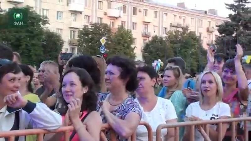 Я второй раз приезжаю и второй раз в таком счастье от ваших людей_ российские зв