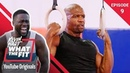 Gymnastics with Terry Crews Kevin Hart What The Fit Episode 9 Laugh Out Loud Network