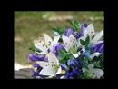 Обзор свадебного букета Амели из фоамирана