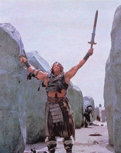 ÁLBUM DE FOTOS Conan the Barbarian 1982 EJNQEALMfS0
