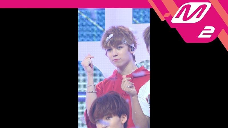 [FANCAM] [180719] Seventeen (세븐틴) - Oh My! (어쩌나) (Vernon focus) @ M Countdown