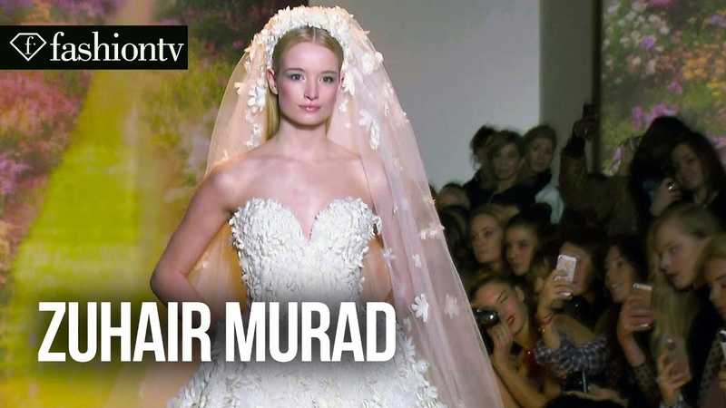 Zuhair Murad Spring Summer 2014 Full Show Paris Haute Couture Fashion Week FashionTV