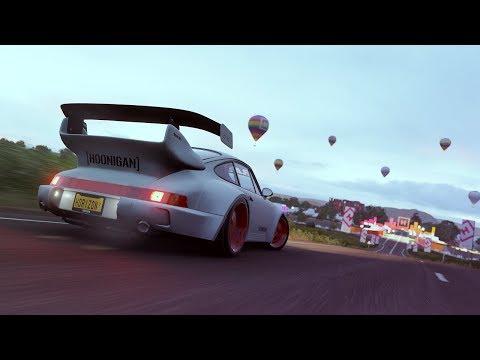 Новое геймплейное видео Forza Horizon 4 » Freewka.com - Смотреть онлайн в хорощем качестве