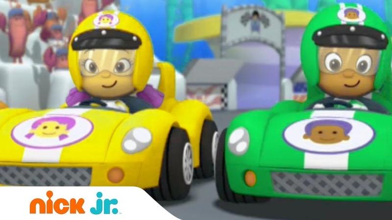 Гуппи и пузырики 1 сезон 16 серия Nick Jr Россия