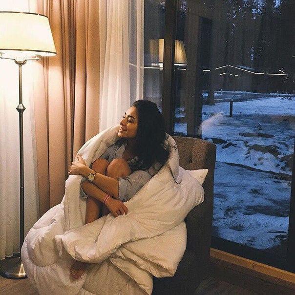 — Любого человека можно заменить хорошим одеялом.