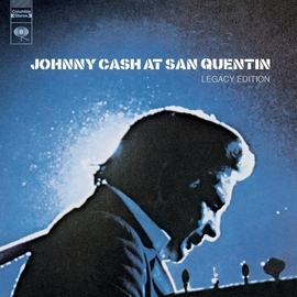 Johnny Cash альбом At San Quentin (Legacy Edition) [Live]